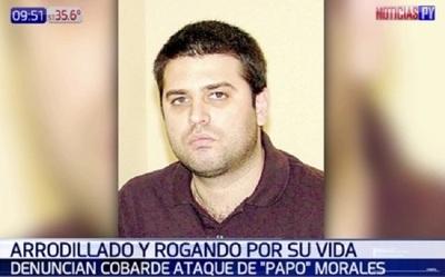 """Ordenan detención de Gregorio """"Papo"""" Morales"""