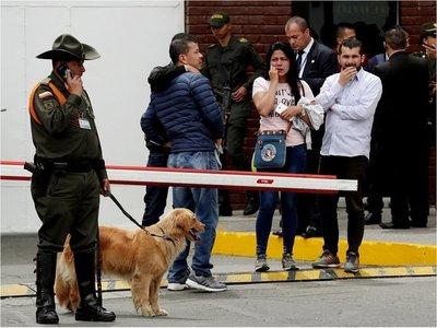 Paraguay condena atentado en Bogotá