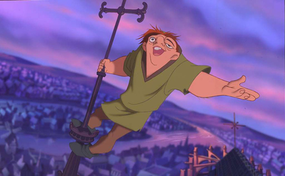 """Disney prepara una nueva versión de """"El jorobado de Notre Dame"""""""