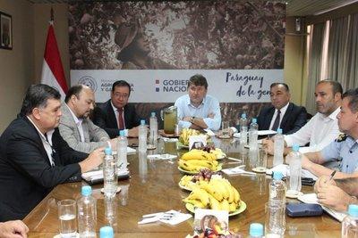 Buscan establecer pautas para lucha frontal contra el contrabando