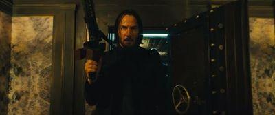 "Primer tráiler de ""John Wick 3: Parabellum"""