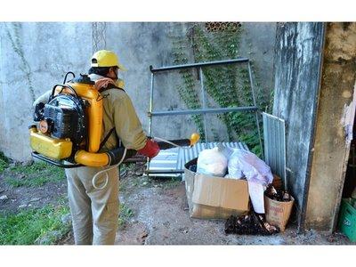 Salud confirma primeros casos de dengue y chikungunya de 2019