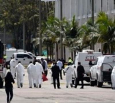 Mario Abdo condena atentado en Colombia