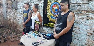 Desarticulan clan que traficaba cocaína