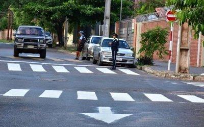 Cambio de sentido de dos calles