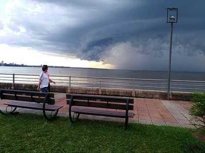 Pronostican tormentas en gran parte del país