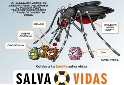HOY / Confirman primeros casos de dengue y chikunguña