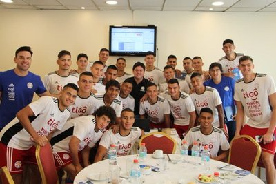 Paraguay debuta hoy ante a Ecuador