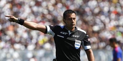 Julio Bascuñán será el árbitro para el debut de Nacional