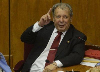 """Calé asegura que """"toda la vida"""" deseo el cargo de presidente de la ANR"""