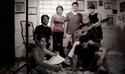 Cine, música y delegación misionera en San Ber