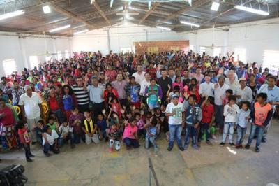 Tekoporã: Benefician a más de 4 mil familias chaqueñas