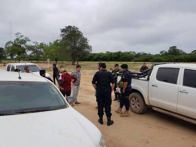 Fiscalía de Medio Ambiente allanó estancia por supuesta deforestación