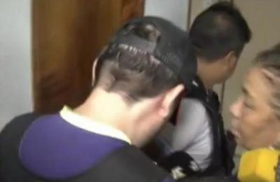 Papo Morales compareció ante la Fiscalía