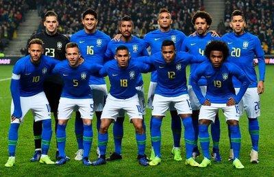 Brasil le 'roba' a Argentina rival de amistoso