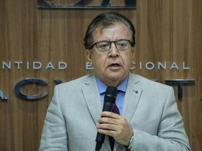 Nicanor no será candidato a presidente de la ANR