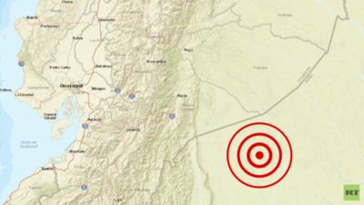 Reportan sismo de magnitud 5,6 en el norte de Perú