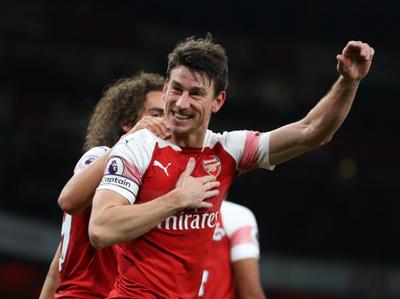 Londres se tiñe de rojo y blanco con la victoria del Arsenal