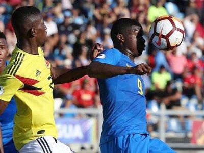 Brasil y Rodrygo debutan con empate y Colombia no logra levantar vuelo