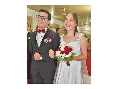 El matrimonio de Patricia y Jean
