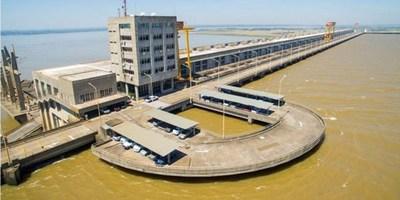 ARGENTINA DESEMBOLSÓ USD 42,8 MILLONES POR CESIÓN DE ENERGÍA DE YACYRETÁ