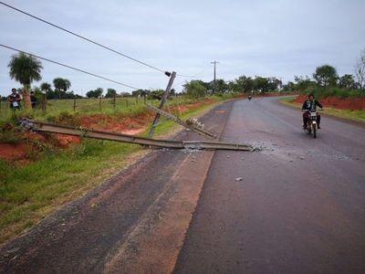 Accidente de tránsito dejó un fallecido en General Resquín