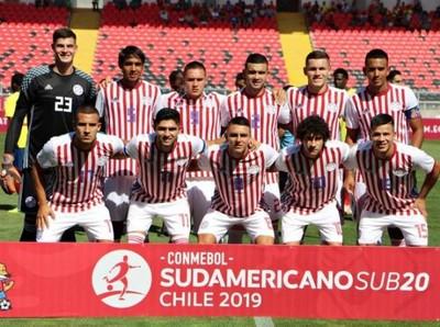 Paraguay enfrentará a Argentina en la 2° fecha del Sudamericano Sub 20