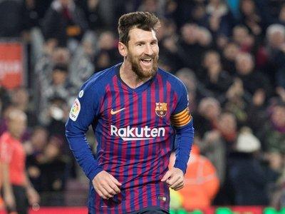 Messi decide en la primera gran noche de Dembéle