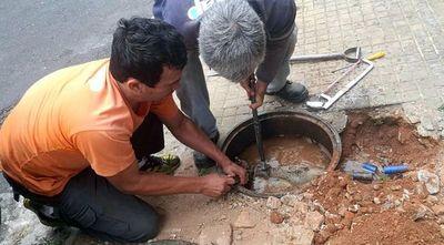 Concepción: Más de 195 usuarios quedaron sin agua