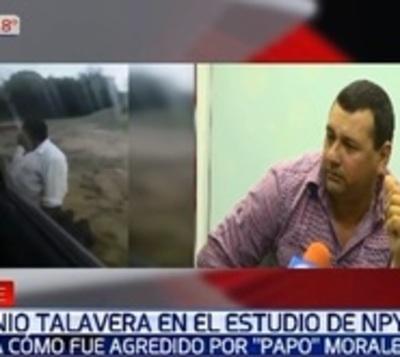 """""""Que se haga justicia"""": Peón torturado cuenta como salvó su vida"""