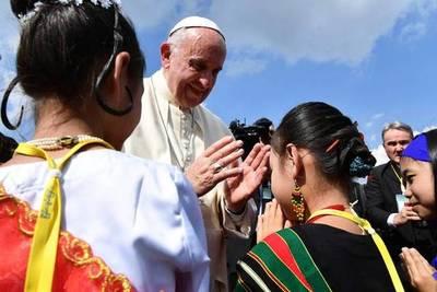 El papa viajará a Panamá para participar de la Jornada Mundial de la Juventud