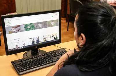 Catastro registra por día 12.300 consultas de expedientes en su portal web
