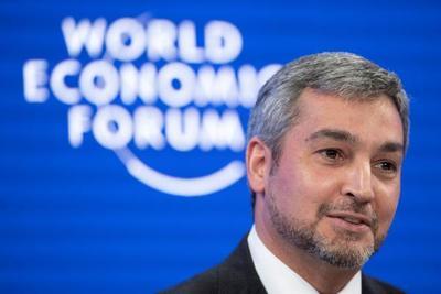 Posición paraguaya ante la crisis venezolana fue reconocida en Davos