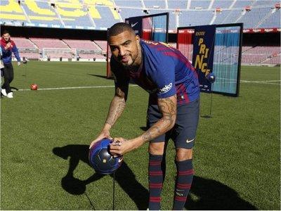 Valverde convoca a Boateng y deja afuera a Messi