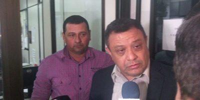 Antonio Talavera declaró ante el fiscal Espínola