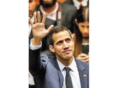 Marito reconocería a Guaidó como presidente de Venezuela