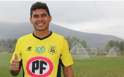 Osmar Leguizamón, al fútbol chileno