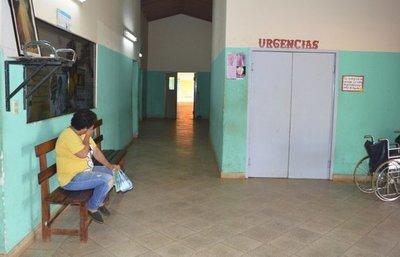 Denuncian falencias en el Hospital de Horqueta