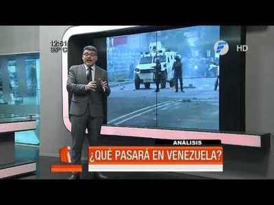 ¿Qué pasará en Venezuela?