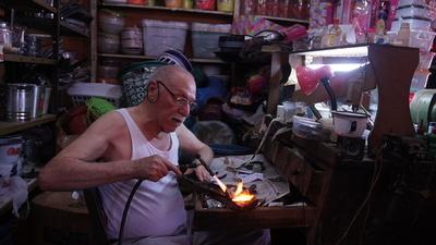 Más de 60 años haciendo arte con joyas