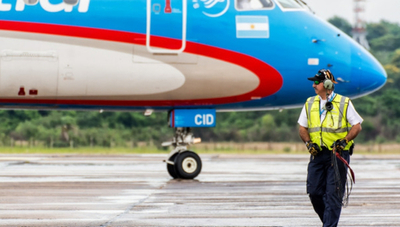 La seguridad operacional de un avión en manos de Silvio Segovia
