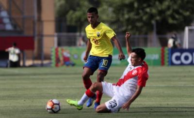 HOY / Ecuador accede a la siguiente ronda del Sudamericano
