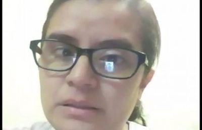 Psicóloga denuncia que fue encerrada en un Centro de Salud