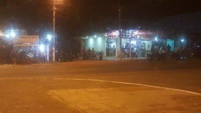 Descontrol y ausencia policial en Capiibary