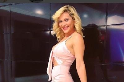 Claudia de Andrade busca abrirse camino en Buenos Aires