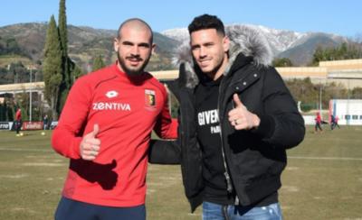 HOY / Sanabria lleva sus goles a Italia