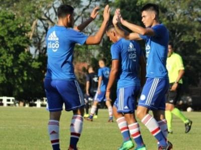 La Albirroja Sub 17 supera a Nacional