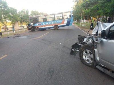 Accidente deja 13 heridos en San Ber