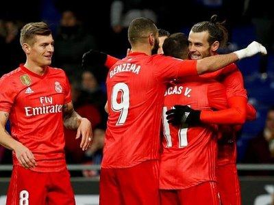 El Real Madrid condena al Espanyol en quince minutos