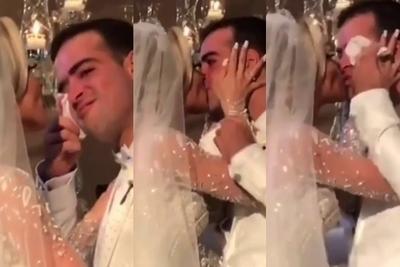 La comentada boda del hijo de Horacio Cartes